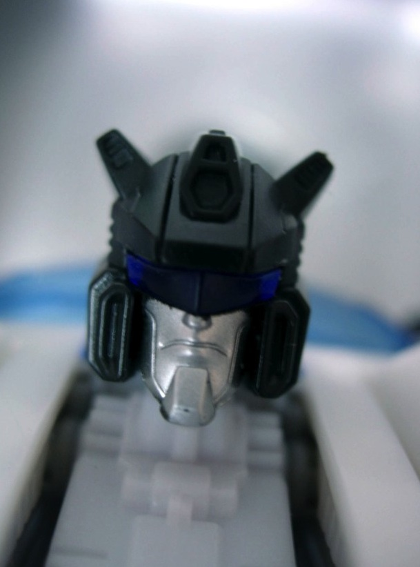 Jazz robot face