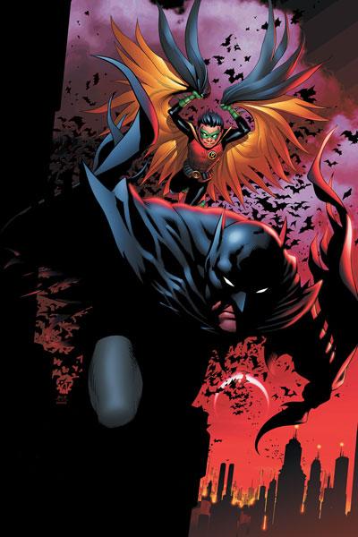 Batman-and-Robin-1-Cover