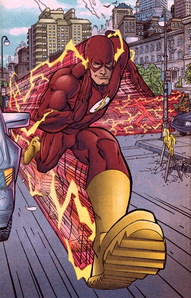 Wally West Flash