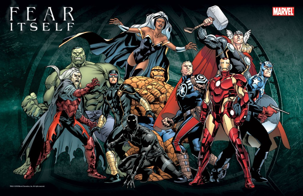 fear itself marvel
