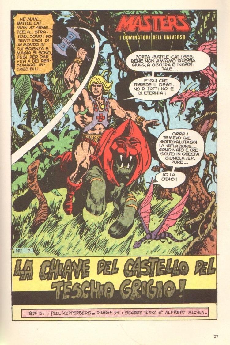 He-man by Tuska e Alcala