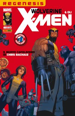 Wolverine e gli X-Men 1