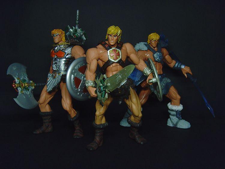 many he-man