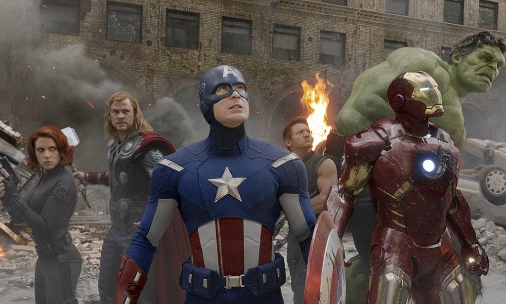 Avengers cinecomics