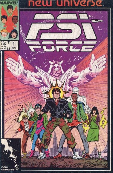 psi force