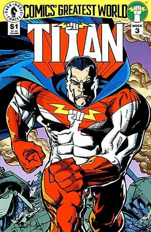 comics greatest world titan