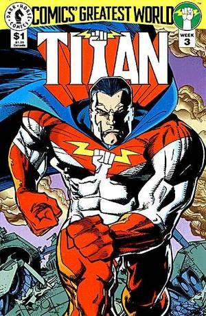 comics greatest world titan