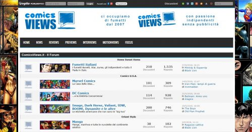 comicsviews forum