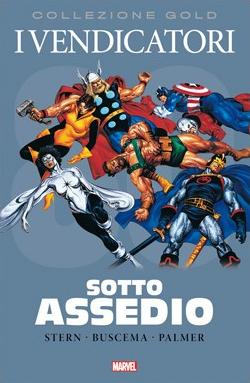 avengers - sotto assedio