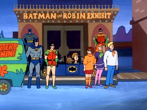 batman scooby