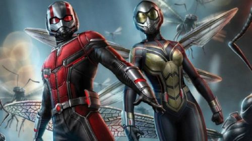 cinecomic ant-man wasp